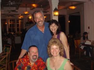 Alan, Rhoda, Steve & Jackie