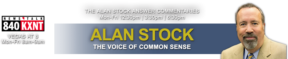 Alan Stock - The Voice of Common Sense