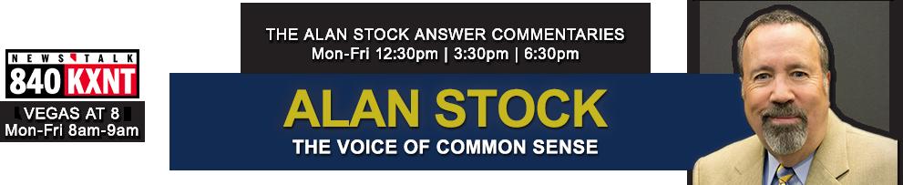 Alan Stock - The Voice of Common Sense